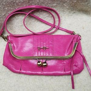 Jessica Simpson Bags - Jessica Simpson Fold Over Clutch